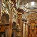 Bécs - Melki apátság stiftkirche belső