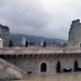 Miskolc - Diósgyőri vár belső udvara