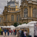 Magyar ízek vására - várudvar barokk épületcsoport