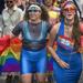 Pride - csupakék