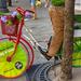 Valódi környezetvédő kerékpár