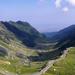 Transzfogarasi út (a Bilea-tó mellől)