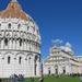 Dóm tér, Pisa