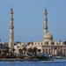 Al-Mina mecset a tengerről
