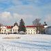 Hófödte kastélykert