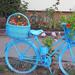 Biciklizni kék