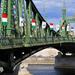 Szabadság híd, 2021. március 15.