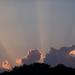 égi fények, visszasugárzás