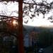reggeli fények, majdnem szivárványos