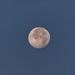 Hold, a tele vége