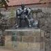 Wathay Ferenc szobor