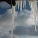 Méretes jégcsapok