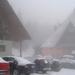 Köd és hóesés