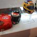 Berger, Alboreto, Johansson