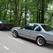 Pontiac Trans Am & BMW 635csi