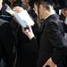 Imádkozó ortodox zsidók
