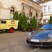 Ford A-Modell / Porsche 997 Carrera S