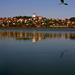 Alkony - hazafelé - Tihanyi belső tó